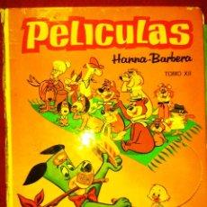 Tebeos: PELÍCULAS HANNA-BARBERA (TOMO XII). Lote 49966856