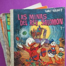 Tebeos: LOTE 15 TEBEOS, DUMBO, TELE HISTORIETA, CARLITOS, 1 REPETIDO, VER FOTOS DE LOS TEBEOS, . Lote 140706605