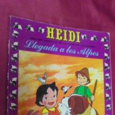 Tebeos: HEIDI. Nº 1. EDICIONES RECREATIVAS. ERSA.. Lote 50141729
