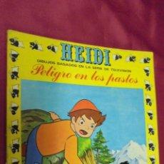 Tebeos: HEIDI. Nº 2. EDICIONES RECREATIVAS. ERSA.. Lote 50141760