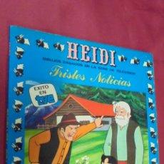 Tebeos: HEIDI. Nº 4. EDICIONES RECREATIVAS. ERSA.. Lote 50141804