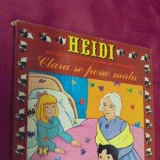Tebeos: HEIDI. Nº 8. EDICIONES RECREATIVAS. ERSA.. Lote 50141963
