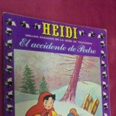 Tebeos: HEIDI. Nº 14. EDICIONES RECREATIVAS. ERSA.. Lote 50141994