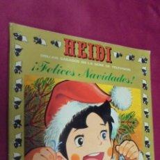 Tebeos: HEIDI. Nº 16. EDICIONES RECREATIVAS. ERSA.. Lote 50142046