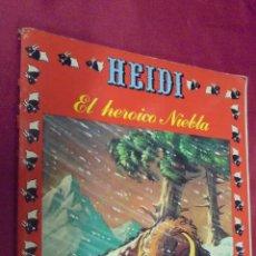 Tebeos: HEIDI. Nº 18. EDICIONES RECREATIVAS. ERSA.. Lote 50142193