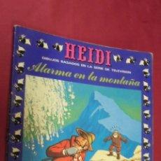 Tebeos: HEIDI. Nº 19. EDICIONES RECREATIVAS. ERSA.. Lote 50142207