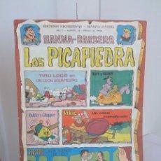 Tebeos: REVISTA JUVENIL Nº 23 LOS PICAPIEDRA. Lote 50204250
