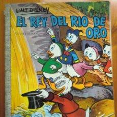 Tebeos: TEBEO COMIC EL REY DEL RÍO DE ORO (1.970) DE WALT DISNEY. COLECCIÓN DUMBO Nº 15, ERSA. Lote 50448299