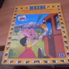 Tebeos: HEIDI Nº 11 EDICIONES RECREATIVAS (CLA17). Lote 50608485