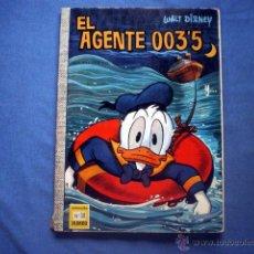 Tebeos: COMIC DUMBO Nº 38 1970 EL AGENTE 003,5 WALT DISNEY ERSA. Lote 50622895