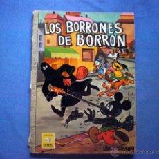 Tebeos: COMIC DUMBO Nº 21 1967 LOS BORRONES DE BORRON WALT DISNEY ERSA. Lote 50622954
