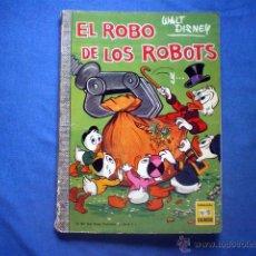 Tebeos: COMIC DUMBO Nº 19 1967 EL ROBO DE LOS ROBOTS WALT DISNEY ERSA. Lote 50622985