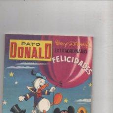 Tebeos: PATO DONALD EXTRAORDINARIO NAVIDAD 3-12-1970. ERSA 17 PTS. WALT DISNEY.DA. Lote 51000655