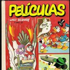 Tebeos: PELICULAS DE WALT DISNEY TOMO 37. Lote 52211470
