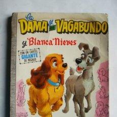 Tebeos: DUMBO Nº 34 - LA DAMA Y EL VAGABUNDO - ERSA. Lote 52581758