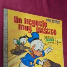 BDs: COLECCIÓN DUMBO . Nº 70. UN NEGOCIO MUY ELASTICO. EDICIONES RECREATIVAS. 1972.. Lote 52641494