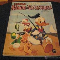 Tebeos: DUMBO - ALBUM DE VACACIONES 1958 - ERSA - WALT DISNEY. Lote 53146722