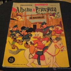 Tebeos: DUMBO - ALBUM DE PRIMAVERA 1961 - ERSA - WALT DISNEY. Lote 53147128