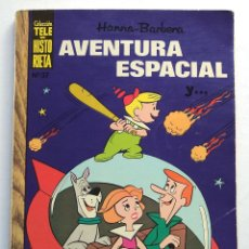 Tebeos: TELE HISTORIETA - Nº 37 AVENTURA ESPACIAL Y ... 1972 ERSA 1ª EDIC. HANNA BARBERA . Lote 53989982