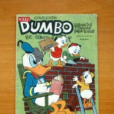 Tebeos: DUMBO Nº 332 - EDITORIAL FANTASIA / ERSA 1947. Lote 54922971