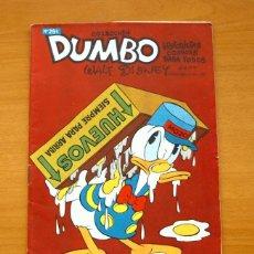 Tebeos: DUMBO Nº 291 - EDITORIAL FANTASIA / ERSA 1947. Lote 54923131