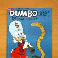 Tebeos: DUMBO Nº 271 - EDITORIAL FANTASIA / ERSA 1947. Lote 54923187
