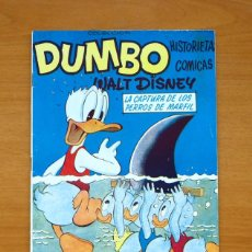 Tebeos: DUMBO Nº 129 - EDITORIAL FANTASIA / ERSA 1947. Lote 54923914