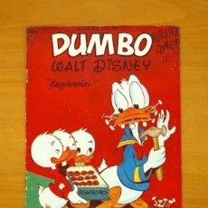 Tebeos: DUMBO Nº 99 - EDITORIAL FANTASIA / ERSA 1947. Lote 54924032