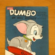 Tebeos: DUMBO Nº 331 - EDITORIAL FANTASIA / ERSA 1947. Lote 54926721