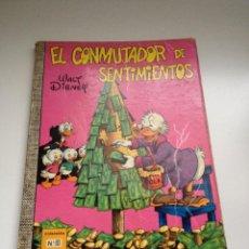 Tebeos: TEBEO COLECCION DUMBO Nº 83 EL CONMUTADOR DE SENTIMIENTOS. AÑO 1974. EDICIONES ERSA. WALT DISNEY. Lote 55053106