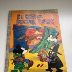 Tebeos: TEBEO COLECCION DUMBO Nº 48 EL CASO DEL DOCTOR TIC TAC. AÑO 1969. EDICIONES ERSA. WALT DISNEY. Lote 55053368