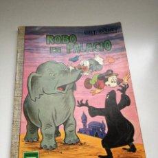 Tebeos: TEBEO COLECCION DUMBO Nº 47 ROBO EN PALACIO. AÑO 1969. EDICIONES ERSA. WALT DISNEY. Lote 55053411