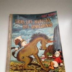 Tebeos: TEBEO COLECCION DUMBO Nº 44 TRAS LAS HUELLAS DEL UNICORNIO. AÑO 1968. EDICIONES ERSA. WALT DISNEY. Lote 55053514