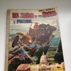 Tebeos: TEBEO COLECCION DUMBO Nº 43 UN SABIO EN LAS NUBES Y POLLYANA. AÑO 1968. EDICIONES ERSA. WALT DISNEY. Lote 55053580
