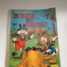 Tebeos: TEBEO COLECCION DUMBO Nº 41 NI HABLAR DEL PELUQUIN. AÑO 1968. EDICIONES ERSA. WALT DISNEY. Lote 55053611
