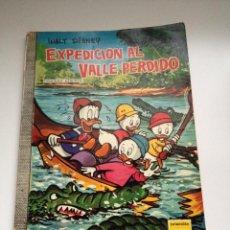 Tebeos: TEBEO COLECCION DUMBO Nº 13 EXPEDICION AL VALLE PERDIDO. AÑO 1969. EDICIONES ERSA. WALT DISNEY. Lote 55053643