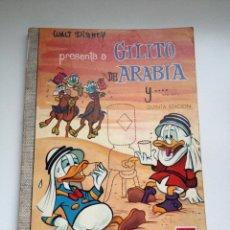 Tebeos: TEBEO COLECCION DUMBO Nº 2 GILITO DE ARABIA. AÑO 1969. EDICIONES ERSA. WALT DISNEY. Lote 55053761