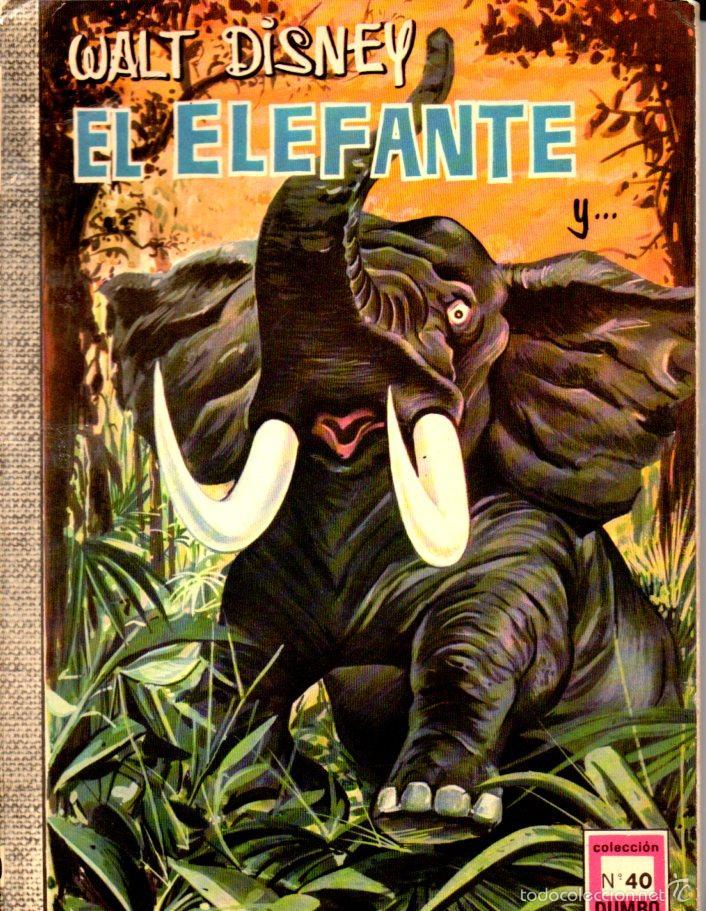 DUMBO ERSA Nº 40 : EL ELEFANTE (1968 - 35 PTAS) (Tebeos y Comics - Ersa)