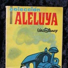 Tebeos: CASILDITA , LA VALIENTE - WALT DISNEY - 1968 - COLECCIÓN ALELUYA Nº 3. Lote 56324152