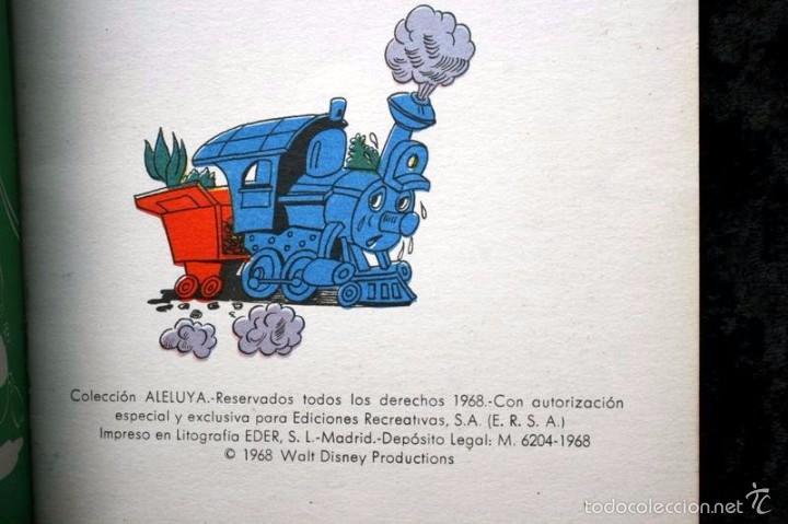 Tebeos: CASILDITA , LA VALIENTE - WALT DISNEY - 1968 - colección ALELUYA Nº 3 - Foto 2 - 56324152