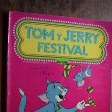 Tebeos: TOM Y JERRY FESTIVAL Nº 22, EDICIONES RECREATIVAS, 1979. Lote 56405388