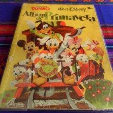 Tebeos: DUMBO ALBUM DE PRIMAVERA 1956 Y 1957. ERSA. WALT DISNEY. DIFÍCILES.. Lote 56773125