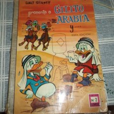 Tebeos: DUMBO N.º 2 GILITO DE ARABIA ERSA 1970 . Lote 56802218