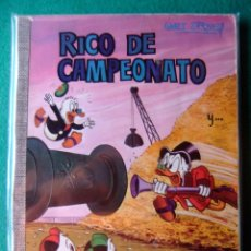 Tebeos: COLECCION DUMBO Nº 60 RICO DE CAMPEONATO EDICIONES ERSA. Lote 57300228