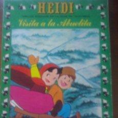 Tebeos: COMIC DE LA SERIE HEIDI- Nº 3 EDICIONES ERSA. Lote 58377126