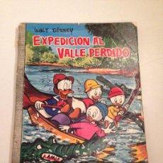 Tebeos: DUMBO Nº 13. EXPEDICION AL VALLE PERDIDO. ERSA.. Lote 58498162