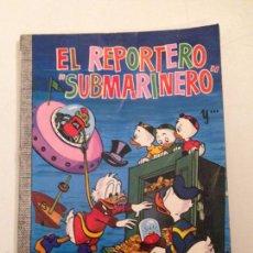 Tebeos: DUMBO Nº 22. EL REPORTERO SUBMARINERO . ERSA.. Lote 58498989