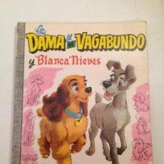 Tebeos: DUMBO Nº 34. LA DAMA Y EL VAGABUNDO - BLANCANIEVES. ERSA.. Lote 58499371