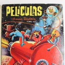 Tebeos: L-3820. PELICULAS. HANNA - BARBERA. TOMO XV. AÑO 1971. 348 PAGINAS. E.R.S.A.. Lote 58987115