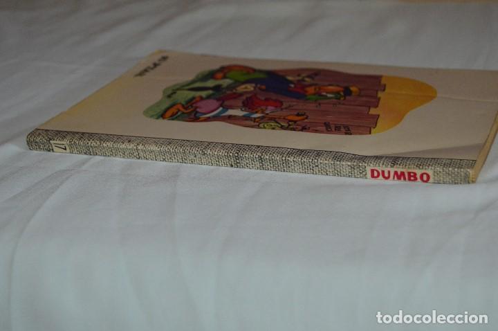 Tebeos: EJEMPLAR COLECCION DUMBO - ERSA - Nº 17 - PIRATAS EN ALTA MAR - MUY ANTIGUO - WALT DISNEY - Foto 7 - 61466183